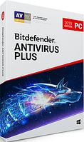 Bitdefender Antivirus Plus 1 ПК 12 месяцев