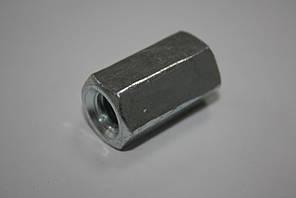 Гайка 10х30 удлиненная для соединения шпилек