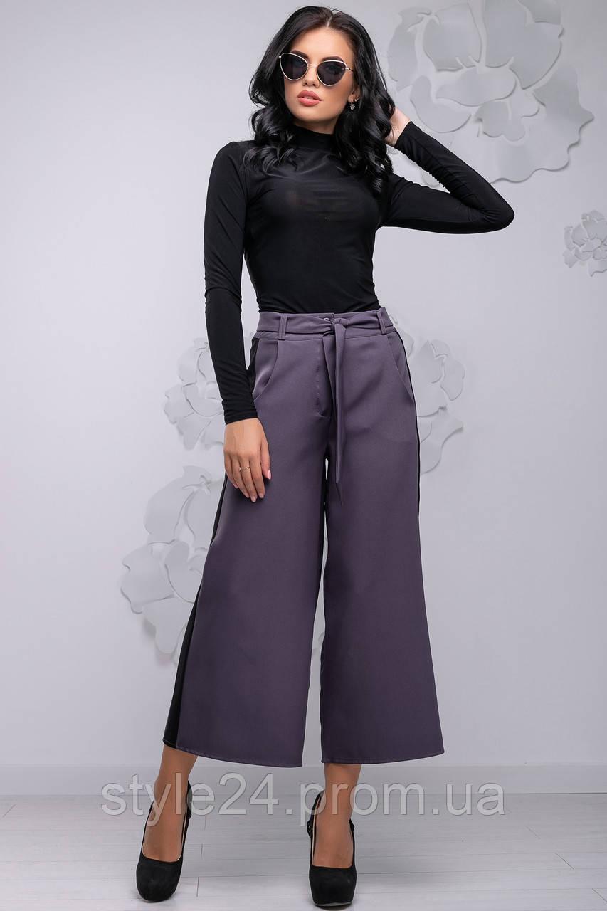 ЖІночі вільні штани довжиною 3\4.Р-ри 42-48