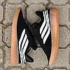 Чоловічі кросівки Adidas Sobakov Black/White/Gum, фото 2