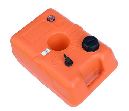 Топливный бак для лодочного мотора Lalizas 44804 22литра 460х305х265