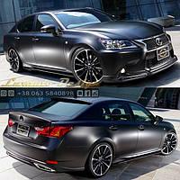 Обвес стиль WALD для Lexus GS350 / 450H F-SPORT 2012-15, фото 1