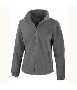 Женская флисовая куртка на молнии  220-ГЛ-F211 Result