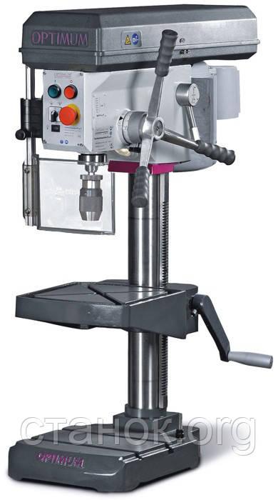 OPTIdrill B 24H 380 V сверлильный станок по металлу повышенной точности оптидрил б 24ш