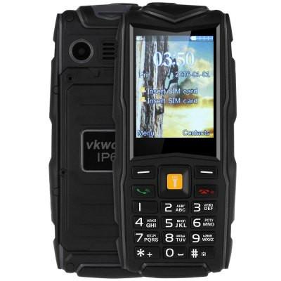 VKWorld Stone V3 NEW Black IP54 3-SIM