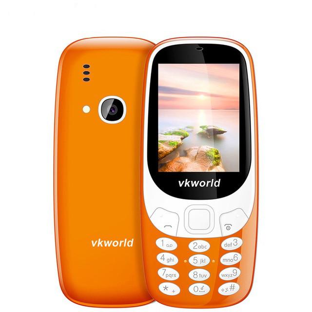 VKWorld Z3310 (Nokia clon) Orange
