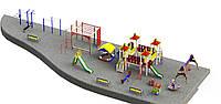 Детская площадка 2164, фото 1