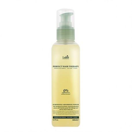 Лечащая сыворотка для волос с протеинами шелка и аргановым маслом LADOR Perfect Hair Therapy - 160 мл
