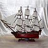 Модель корабля из дерева Prince 1670 80см EG8346-80, фото 2