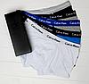 Подарочный набор Мужские Трусы боксеры CALVIN KLEIN 365 шорты CK комплект 5 шт реплика