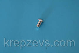 Заклепка 1.2 ГОСТ 10299-80 с полукруглой головкой