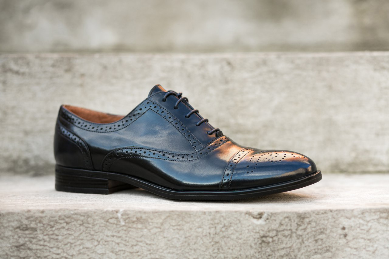 Броги ІКОС/IKOS - взуття для стильних чоловіків