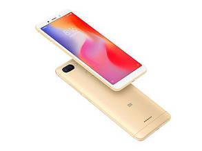 Xiaomi Redmi 6 32Gb Gold Global Version