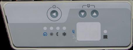 Электроконвектор цифровой Термия 1 кВт (1,0/230С2К ), фото 2