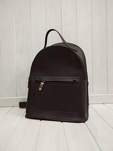 Стильный женский рюкзак из кожзама 30*22*10 см