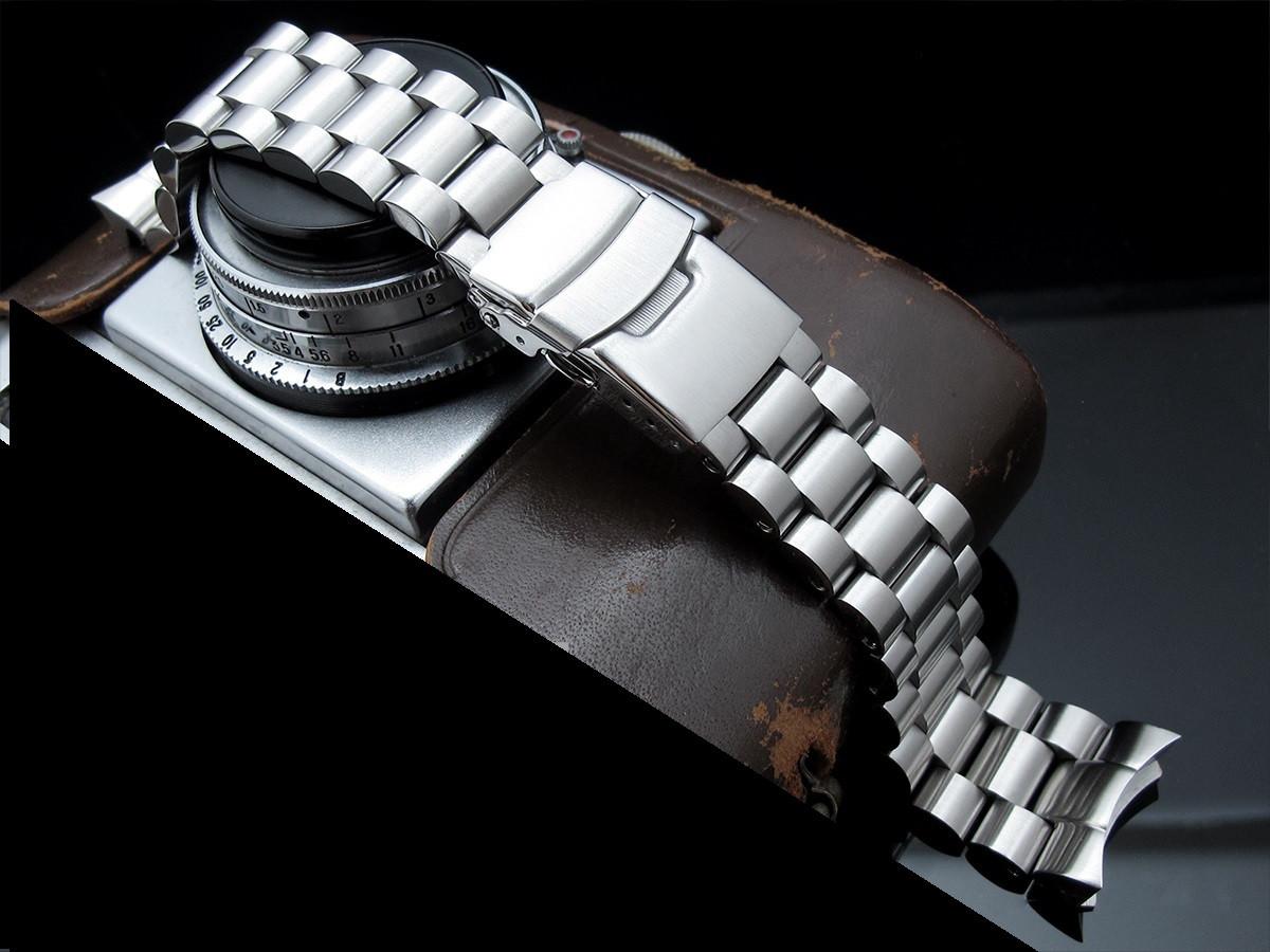 22 мм Endmill 316L стальной браслет для Seiko SKX007, SKX009, SKX011