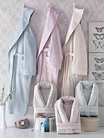 Бамбуковые халаты Pupilla