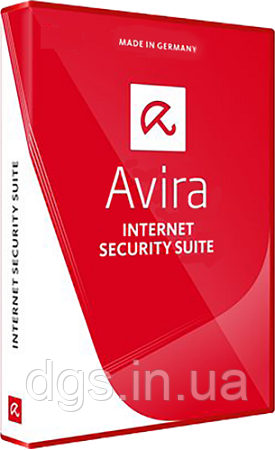 Avira Internet Security Suite 2019 1 год 1 устройство