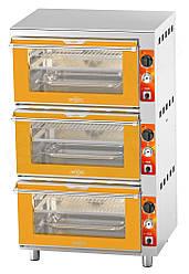 Шкаф жарочный с конвекцией трехсекционный, Orest ЕО(с)-3