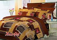 """Красивое постельное """"Louis Vuitton"""". 150х220 полуторное."""