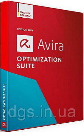 Avira Optimization Suite 2019 1 год 1 устройство