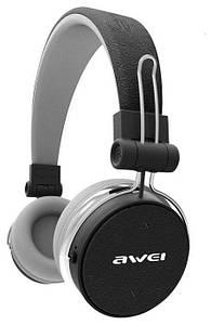 Наушники AWEI A700BL Bluetooth \ gray