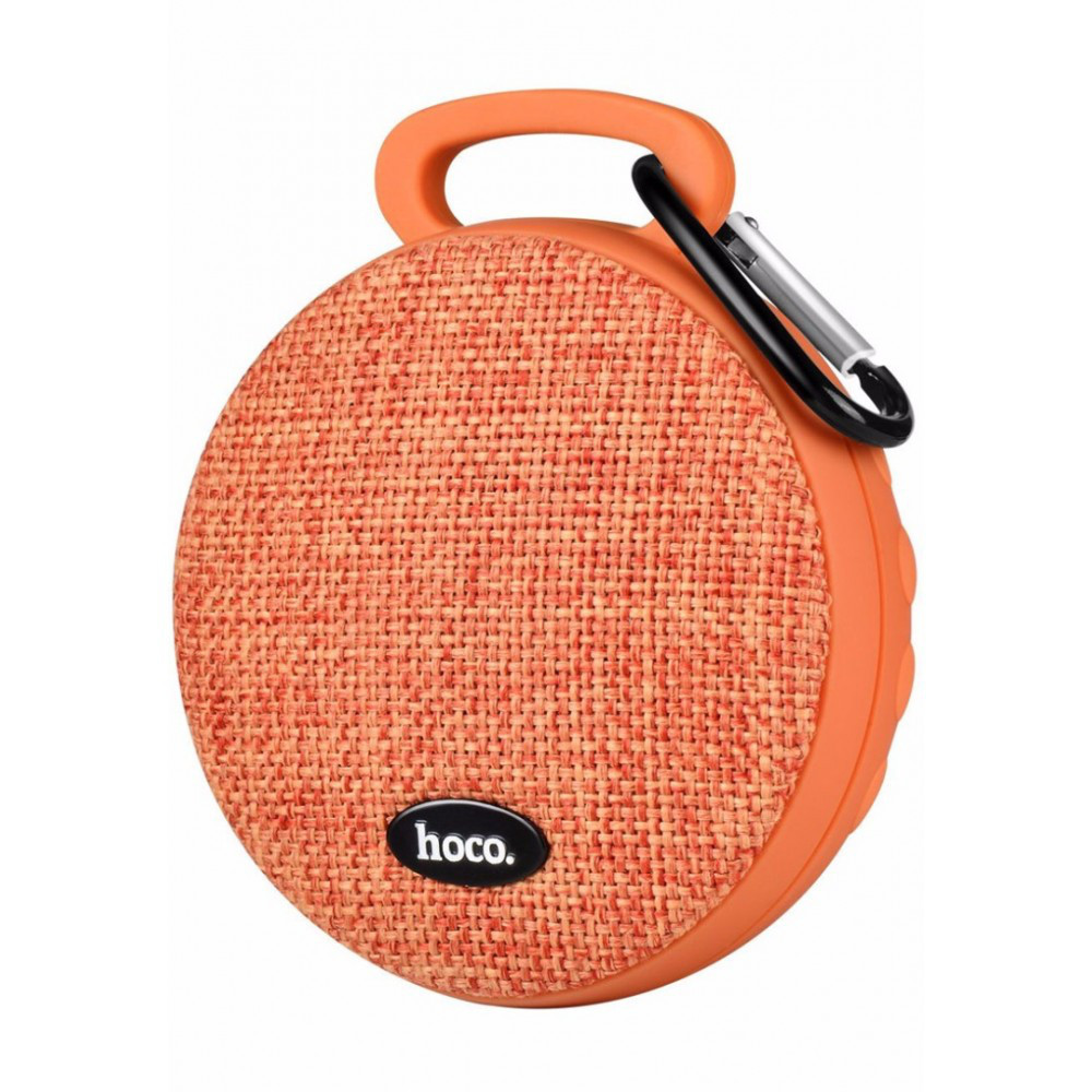 Портативная Bluetooth колонка Hoco BS7 MoBu sports wireless speaker \ Orange