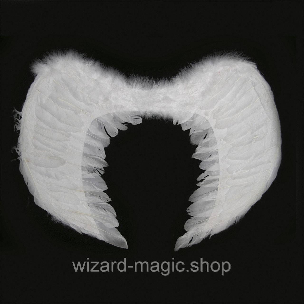 Крылья Ангела Большие (40х60см) белые