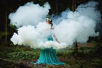 Дымовая шашка для фотосессий, белый цвет, ЗЕВС, 60 секунд