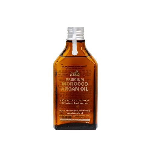 Масло для волос с марокканским аргановым маслом La'dor Premium Argan Hair Oil - 100мл