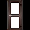 Двери Корфад Milano ML-05  орех, дуб грей, беленый дуб