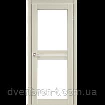 Двери Корфад Milano ML-05  орех, дуб грей, беленый дуб, фото 3
