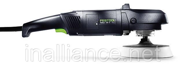 Ротационная полировальная машинка POLLUX 180 E Festool 570734