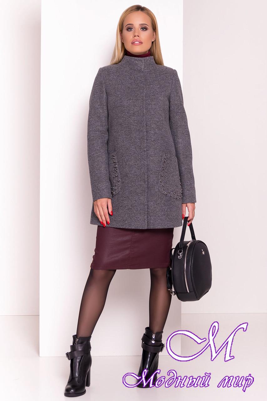 Качественное женское пальто осень весна (р. S, M, L) арт. Даймон 5377 - 36741