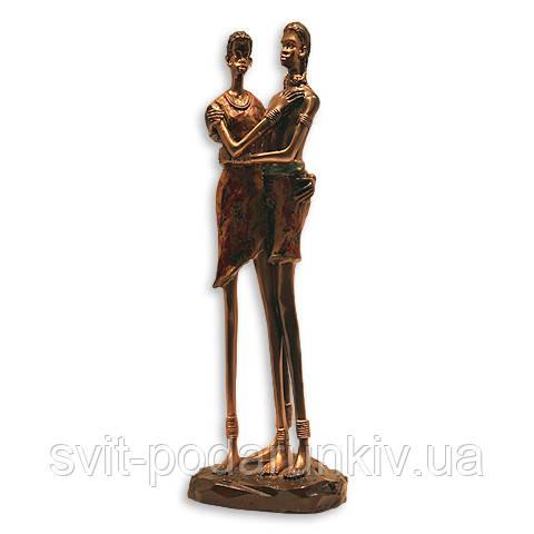 Статуетки негрів африканського чоловіки і жінки S6712