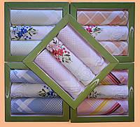 Носовые платочки с вышивкой