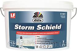 D691 Storm Schield суперустойчивая фасадная дисперсионная краска акриловая с кварцевым песком