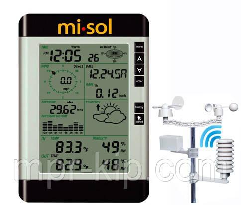 Метеостанція MISOL WS-WH-2081-1