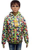 Куртка на мальчика демисезонная