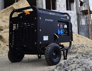 Бензиновый генератор HYUNDAI Professional HY 7000SE 5,0 (5,5) кВт