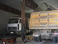 Продаж і доставка сіяного піску, щебню, цементу тощо
