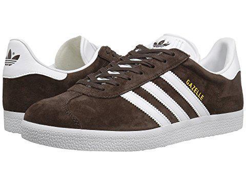 Чоловічі кросівки Adidas Gazelle Brown , розміри з 40 по46