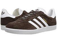 Мужские кроссовки Adidas Gazelle Brown , размеры с 40 по46