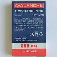 Аккумулятор Avalanche Sony EricssonАккумулятор Sony Ericsson T200 / BST-24 (800 mAh)