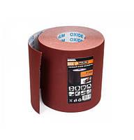 Шлифовальная шкурка на тканевой основе 200ммх25м, К40 Polax