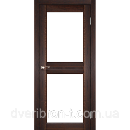 Двери Корфад Milano ML-07  орех, дуб грей, беленый дуб, фото 2