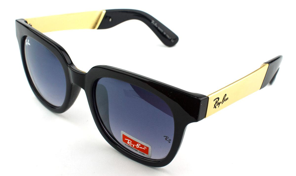 Солнцезащитные очки Ray Ban пластик. оправа 2393-1