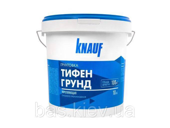KNAUF Грунт ТИФЕНГРУНТ, 10 кг УКРАИНА