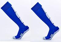 Гетры футбольные мужские LINE, махра, терилен, p-p 40-45, синий (CTM003-1-(bl)), фото 1