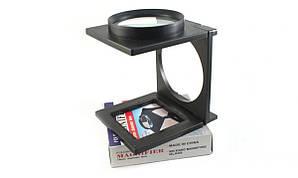 Лупа-столик 75 мм
